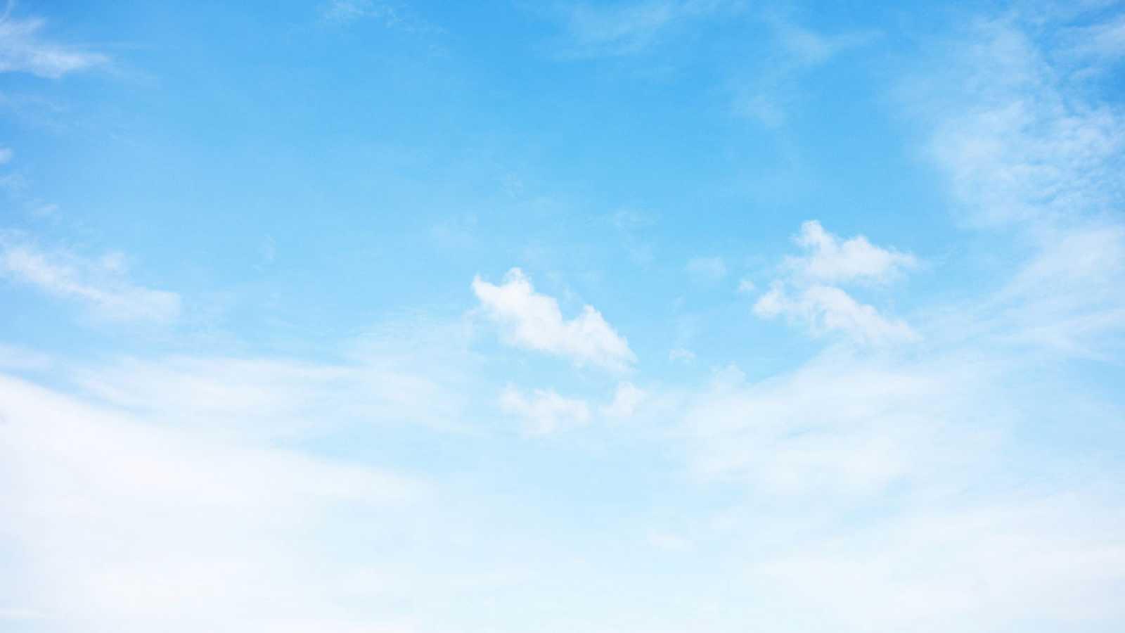 Cielos poco nubosos y temperaturas en aumento en casi todo el país