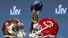 Kansas City Chiefs y San Francisco 49ers se miden en una Super Bowl inédita