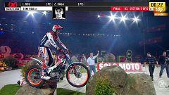 Motociclismo - Trial Indoor. Campeonato del Mundo X-Trial. Prueba Barcelona