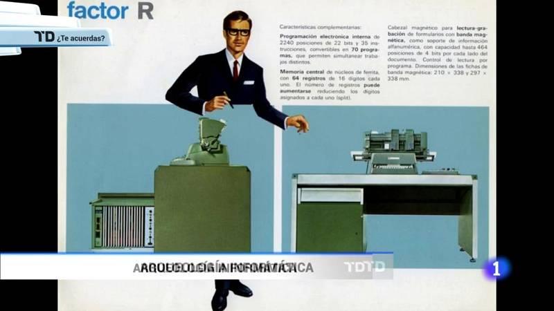 ¿Te acuerdas? - La informática pionera de Telesincro - Ver ahora