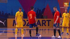 Fútbol sala - Torneo Premundial 2020: Ucrania - España
