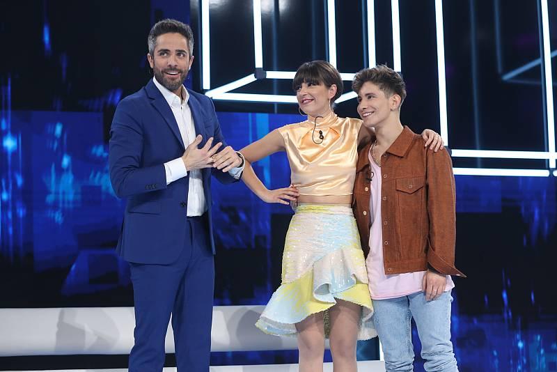 Maialen y Nick, nominados de la Gala 3