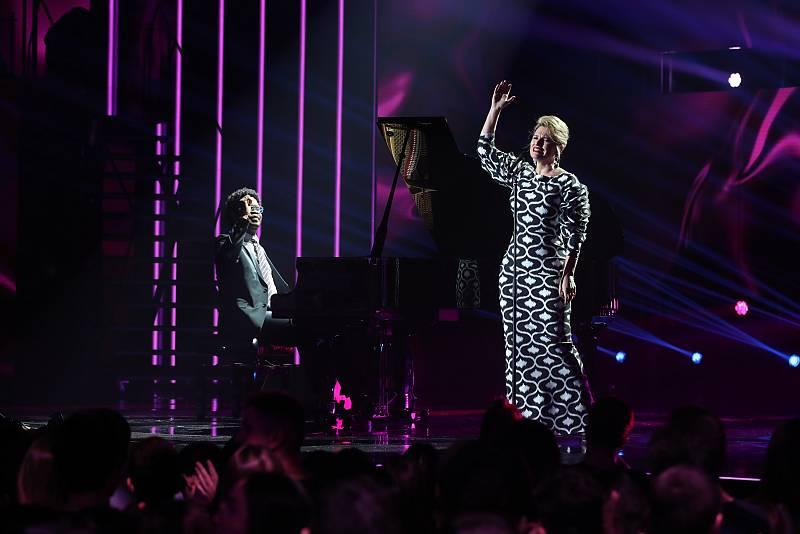 """Ainhoa Arteta canta """"Piensa en mí"""" en la Gala 3 de Operación Triunfo 2020"""