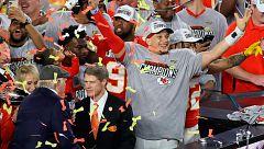 Kansas logra su segunda Super Bowl 50 años después