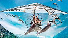 'Volando juntos'