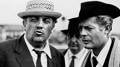 Centenario de Federico Fellini 2: los colaboradores del director