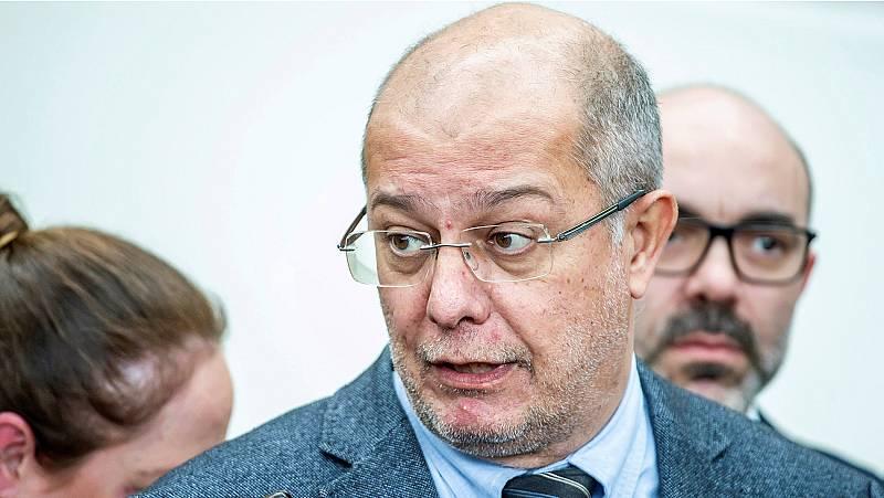 """Igea (Cs) tilda de """"falta de respeto"""" a los militantes el ofrecimiento de Arrimadas para ir con el PP en las elecciones autonómicas"""