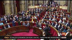 Parlamento - El Foco Parlamentario - Ruptura del gobierno catalán - 01/02/2020
