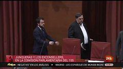 Parlamento - Otros Parlamentos - Los políticos presos en la comisión del 155 del Parlament - 01/02/2020