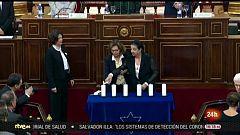 Parlamento - Conoce el Parlamento - Homenaje a las víctimas del Holocausto - 01/02/2020