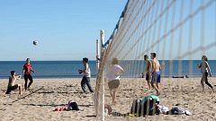 Las temperaturas superarán los 20 grados en algunos puntos de España por el 'veranillo'