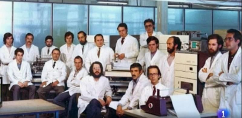 Telesincro: la primera fabricante de ordenadores españoles