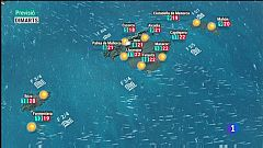 El temps a les Illes Balears - 03/02/20