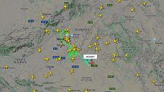 El aeropuerto de Madrid-Barajas prepara un aterrizaje de emergencia para el avión de Air Canada