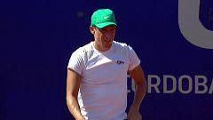 Tenis - ATP 250 Torneo Córdoba: L. Sonego  - A. Balazs