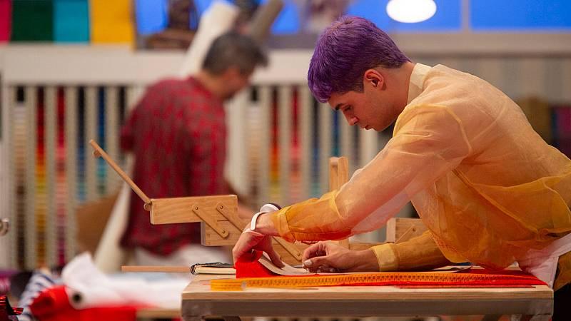 Maestros de la costura 3 - Programa 2 - ver ahora