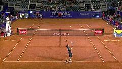 Tenis - ATP 250 Torneo Córdoba: F. Verdasco - C. Taberner