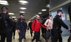 """Uno de los pasajeros que volaba en el avión averiado de Air Canada: """"Fue un gran susto que ya pasó"""""""