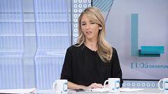 Álvarez de Toledo asegura que el PP no descarta denunciar a Sánchez si se reúne con Torra