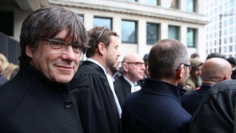 """Puigdemont dice que no se """"podrá pasar página"""" del otoño de 2017 hasta que el Estado """"pida perdón"""""""