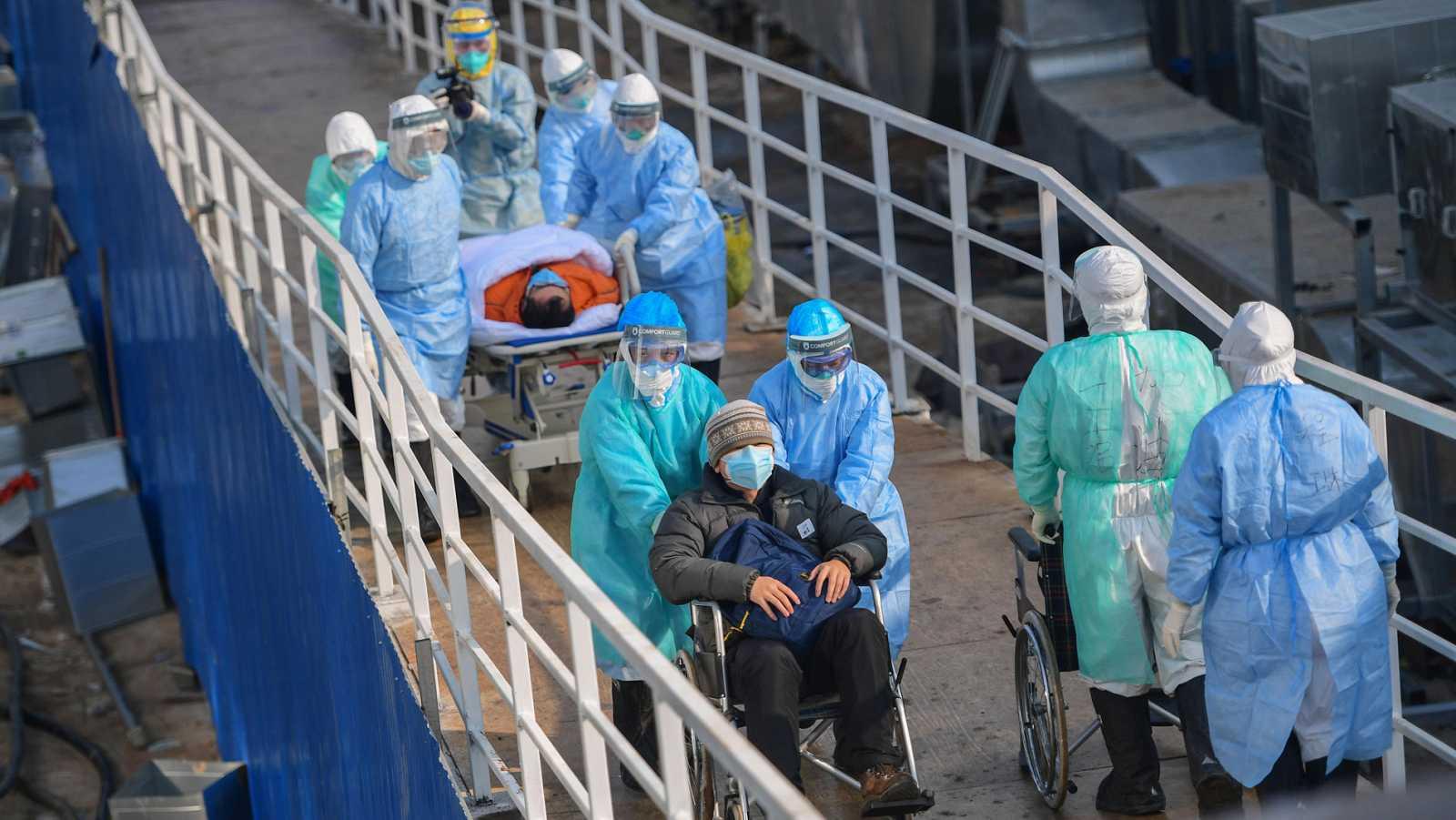 China destina 7.000 millones de euros a la asistencia de los afectados por el brote de cornavirus