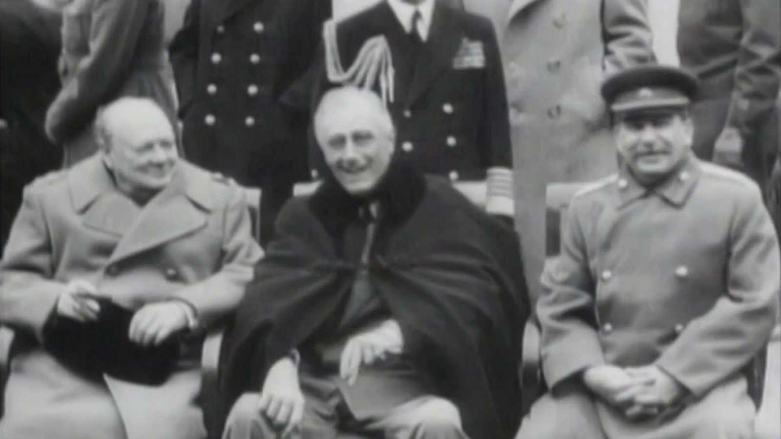 La Conferencia de Yalta: 75 años del reparto de Europa tras la II Guerra Mundial