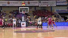 Baloncesto - Copa Princesa de Asturias: Carramimbre Valladolid - Delteco Gipuzkoa Basket