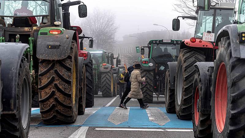 Los ganaderos y agricultores piden que los precios cubran los costes de producción