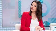 """Arrimadas insiste en sumar con el PP en las autonómicas: """"Hay una amenaza inminente y real de nacionalismo"""""""