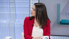 Los desayunos de TVE - Inés Arrimadas, portavoz de Ciudadanos en el Congreso