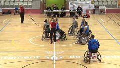 Baloncesto en silla de ruedas - Liga nacional. Resumen - 05/02/20