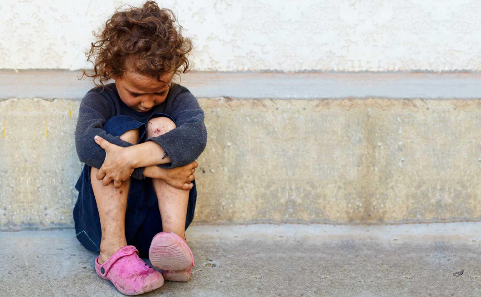 España, el segundo país de la Unión Europea con más pobreza infantil