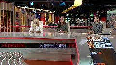 Fútbol - Programa Supercopa de España femenina - 05/02/20