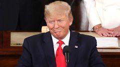 El Senado de EE.UU. absuelve a Trump en el 'impeachment'