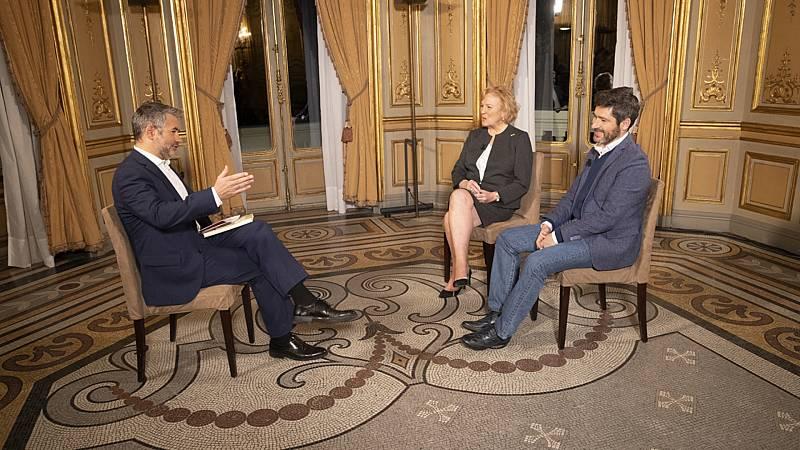 Conversatorios en Casa de América - Bernardo de Gálvez - ver ahora