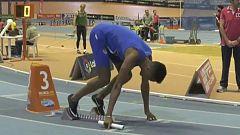 Atletismo - Campeonato de España de Clubes Masculino Pista cubierta
