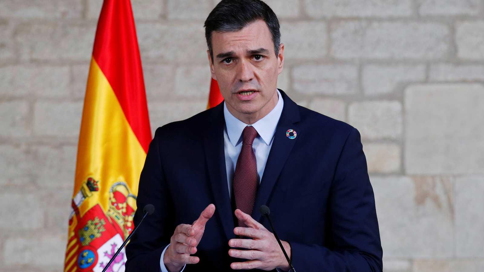 Sánchez niega la conversación telefónica con la vicepresidenta venezolana