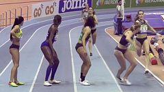 Atletismo - Campeonato de España de Clubes Femenino Pista cubierta