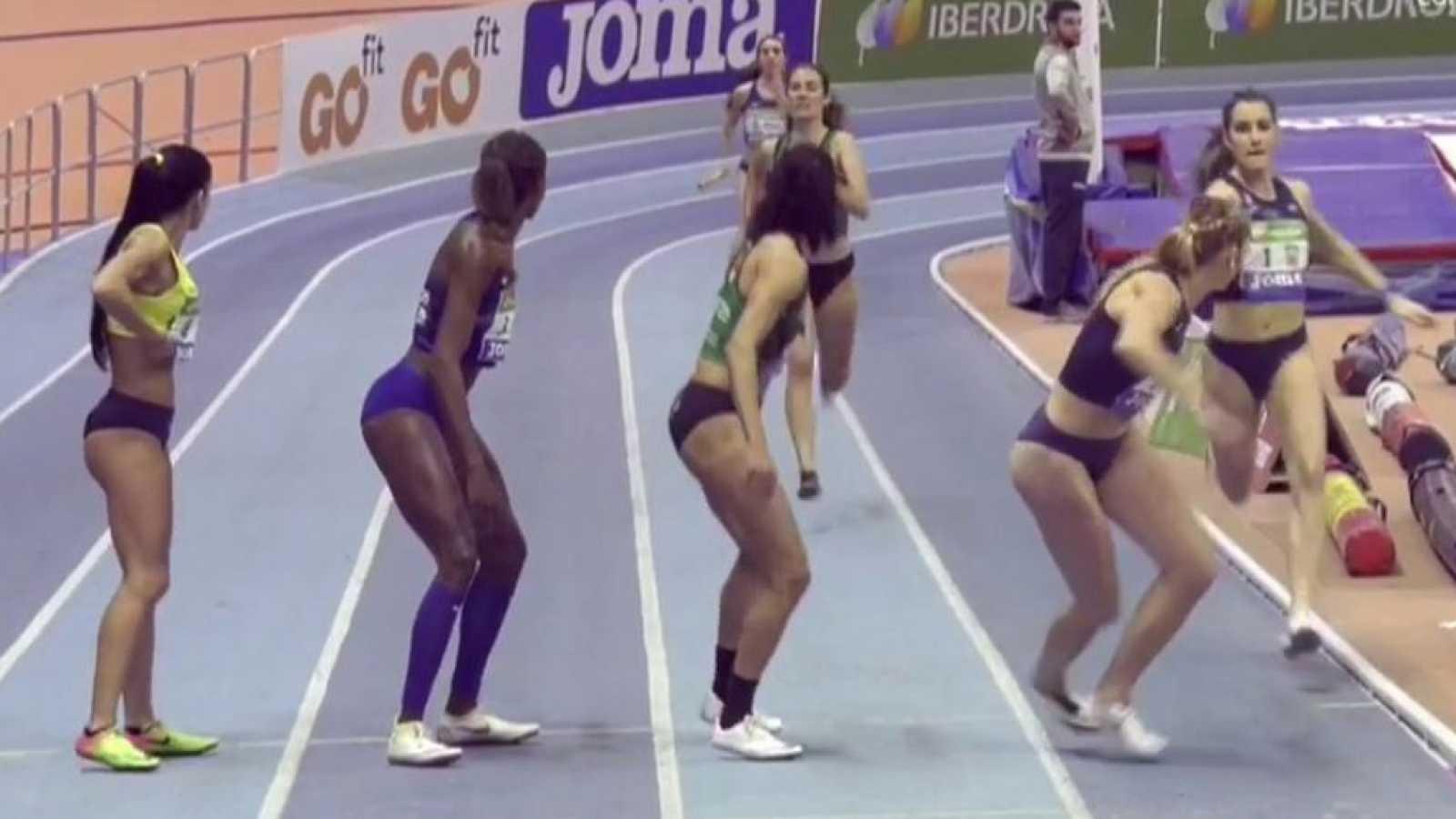 Atletismo - Campeonato de España de Clubes Femenino Pista cubierta - ver ahora