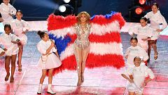 Corazón - Jennifer López: la polémica por su vestido en la Super Bowl