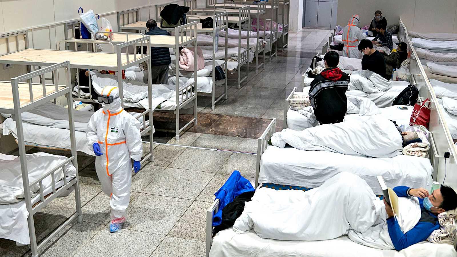 Coronavirus - La provincia china de Hubei sigue aislada para ...