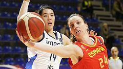 España barre a Corea 83-46