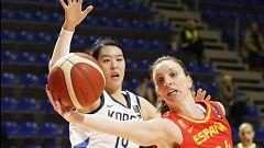 Baloncesto - Preolímpico Femenino: Corea del Sur - España