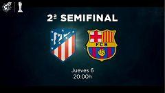 Fútbol - Programa Supercopa de España femenina - 06/02/20