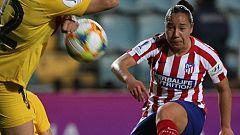 Charlyn Corral acorta distancias para el Atlético (2-3)