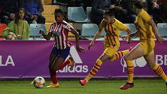 Fútbol - Supercopa de España femenina. 2ª Semifinal: At. Madrid - FC Barcelona