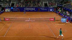 Tenis - ATP 250 Torneo Córdoba: P.Andujar - A.Ramos Viñolas