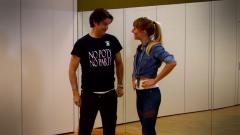Baile con Poty