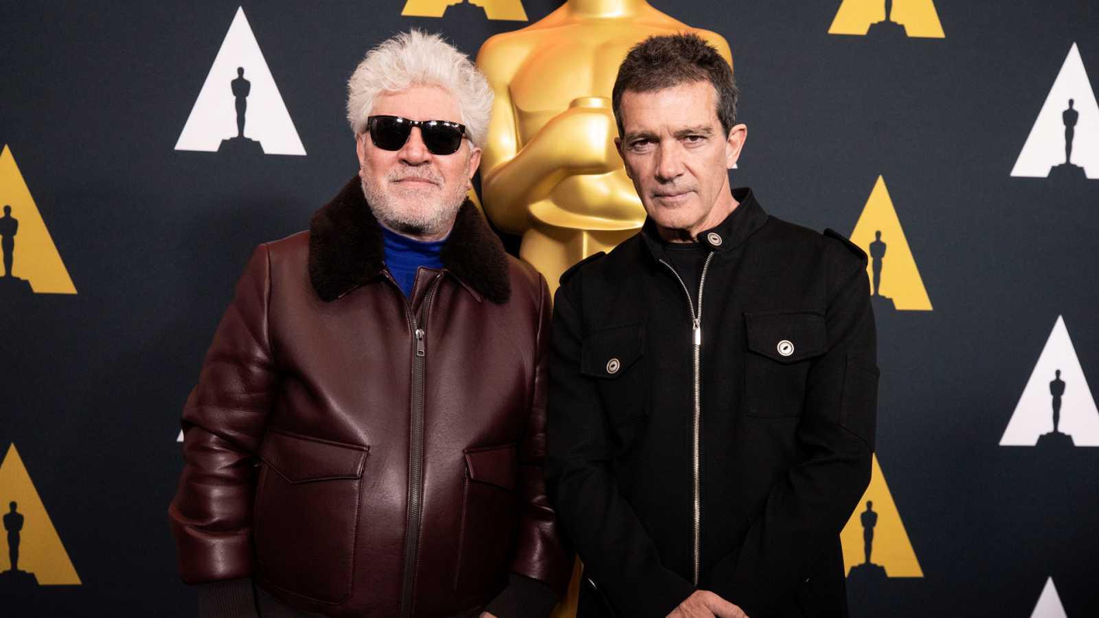 Corazón - ¡Las últimas declaraciones de Antonio Banderas y Pedro Almodóvar previas a los Premios Oscars!