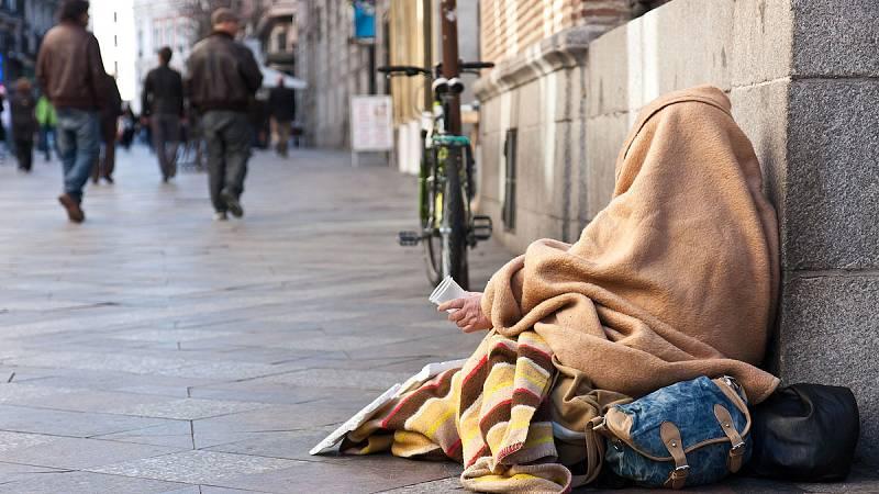 """El relator de la ONU para la pobreza extrema asegura que España """"falla a los más vulnerables"""""""